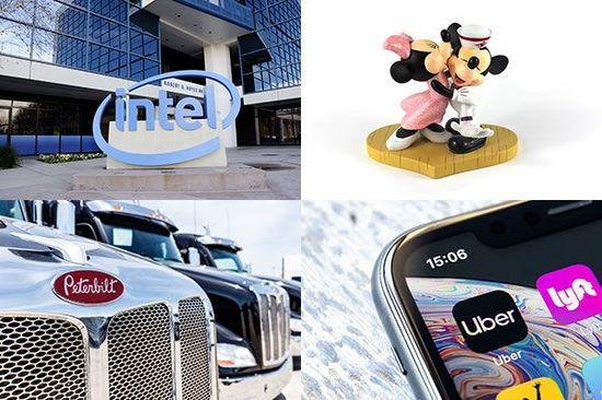 Intel、Disney 変革を遂げる巨大企業:巨大企業を現地レポ