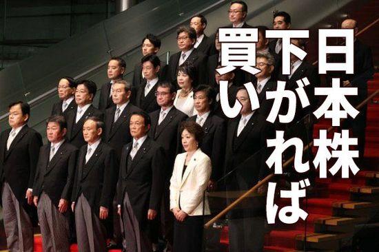 日本株は「下がれば買い」と判断。円高・米国株安がどこまで続くか注視