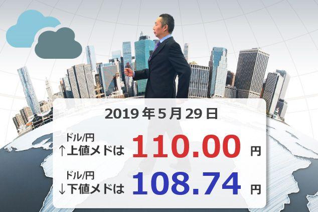 クロス円下落ならドル/円は108円台へ 日米貿易交渉で為替条項が発動すると、さらに円高?