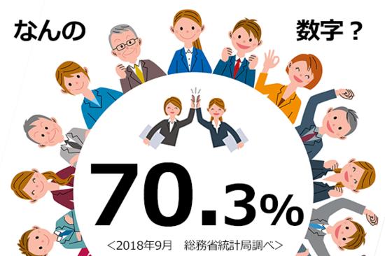 米国よりも高い日本の女性就業率は7割に。今後、求められるスキルとは?