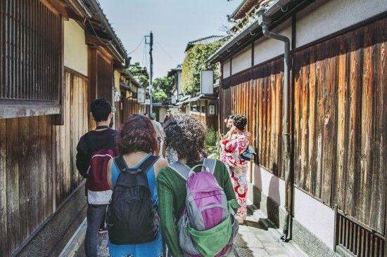 『国慶節』の海外旅行は日本が一番人気