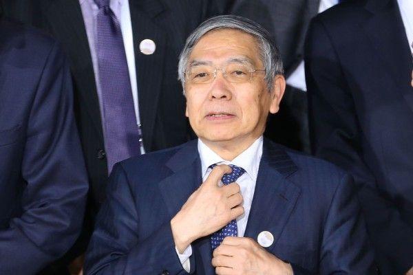 『日銀総裁』は黒田現総裁の再任へ