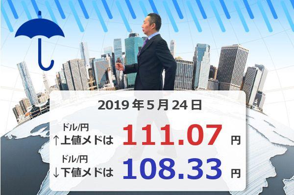 ドル/円下落109円台!米景気先行き懸念で株も米金利も大幅安?