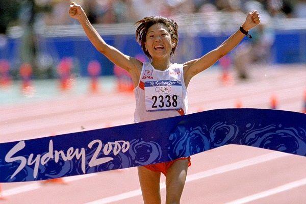 日本女子マラソン初の金メダル【18年前の9月24日】