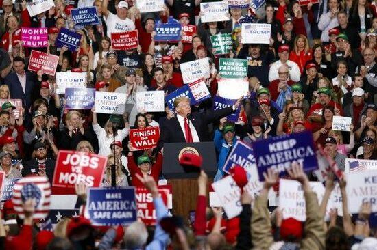 米中間選挙後、トランプは「豹変」するか?ベストシナリオとワーストシナリオ
