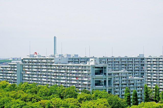 日本住宅公団発足、高度成長を下支え【1955(昭和30)年7月25日】