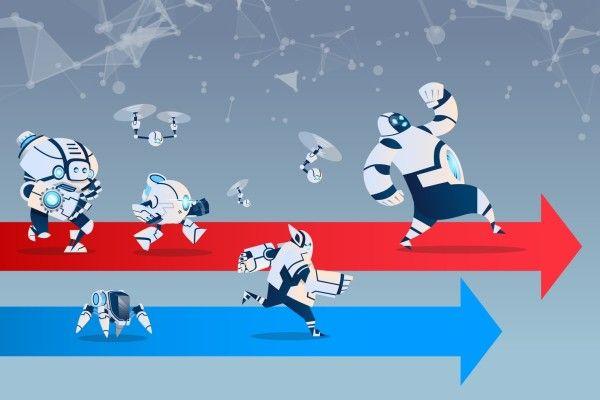 米国IT関連企業の成長をけん引する『AI』