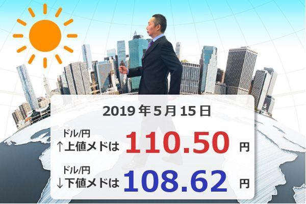 「どうせ最後は合意するよ」マーケットは意外に楽観的 ドル/円はいったん買い戻し!
