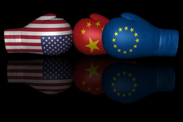 激化する貿易戦争にほんろうされる大豆。欧米中トライアングルと今後の価格