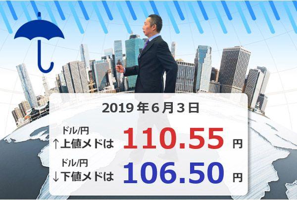 今週のドル/円は、107円台を意識しつつ急反発にも備えること! ドル/円、ユーロ/ドル、ユーロ/円の高値と安値のメドは?
