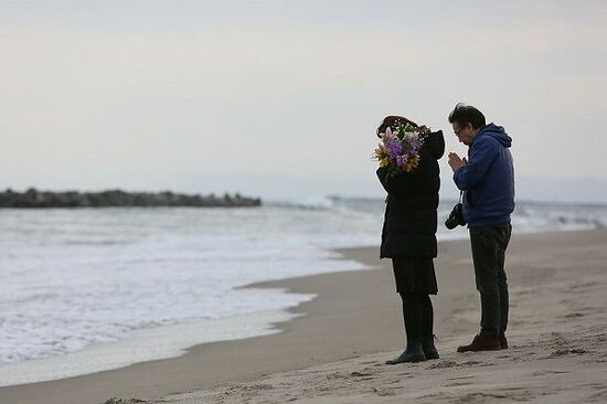 東日本大震災、発生【2011(平成23)年3月11日】