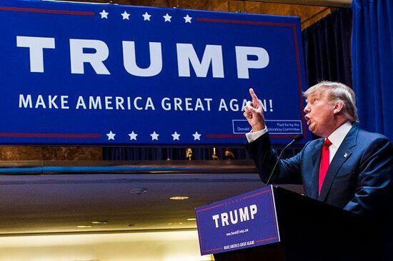 トランプ大統領、再選に向けて始動!世界経済を揺るがす影響力を分析