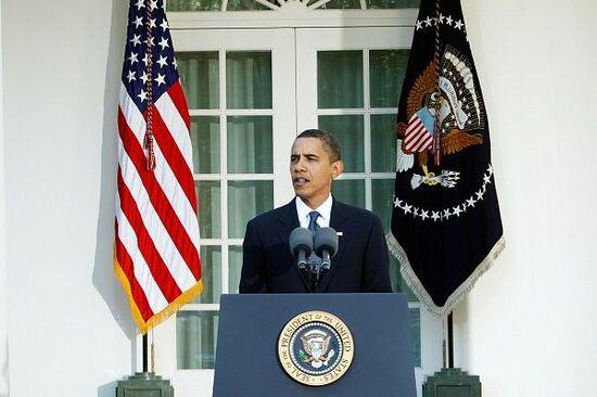 オバマ前大統領にノーベル平和賞【2009(平成21)年10月9日】