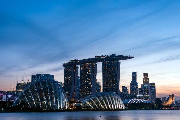 堅調な推移が期待される『シンガポール・リート』