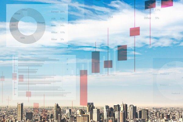 平成の株式相場をチャートでプレイバック