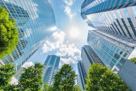 オフィスビルで『脱炭素』の動きが加速