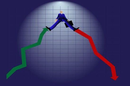 米株式へ 仮想通貨暴落が教える前兆と相違