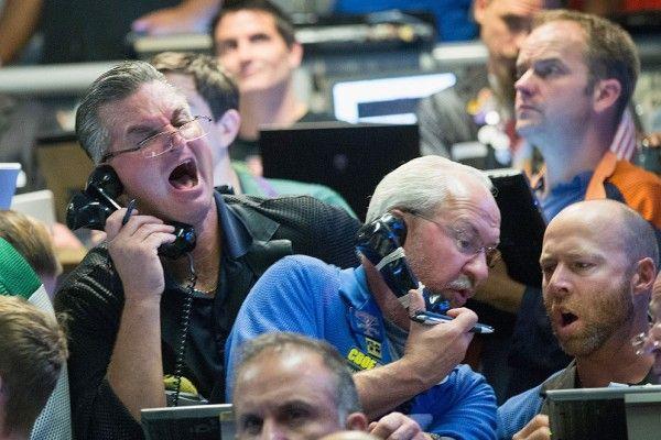 「ブラックマンデー2.0」観測浮上。米国赤字拡大、金利上昇、ドル安という危険なカクテル