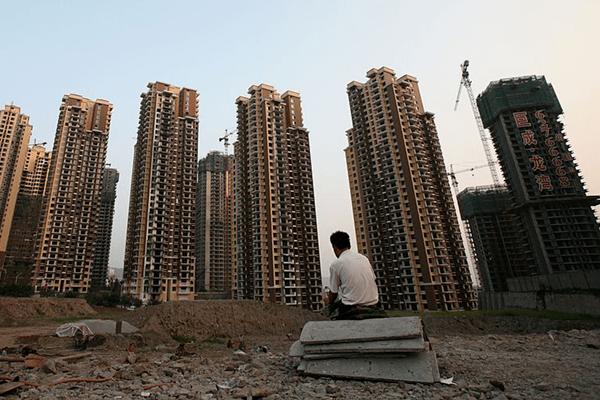 中国不動産セクター