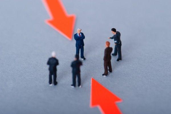 【株式市場】弱気相場入りではないが、上昇一方の相場は終わった