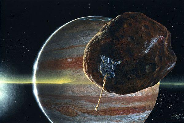 米国の無人惑星探査機ヴォイジャー1号が木星に最接近【40年前の3月5日】