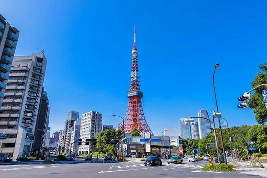 東京タワー完成【1958(昭和33)年10月14日】