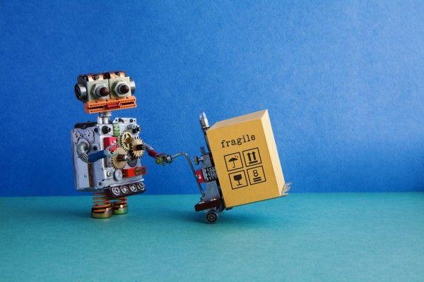 拡大が続く『産業用ロボット』