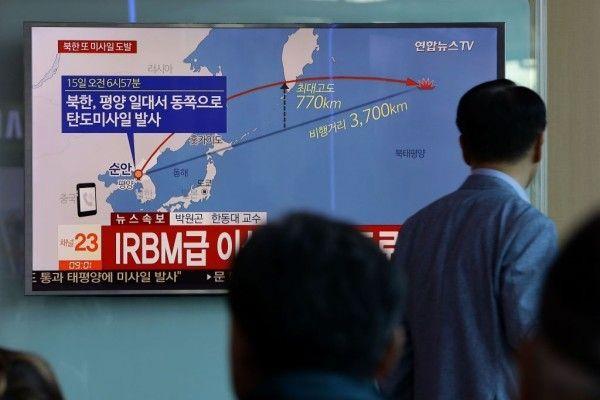 第148回 北朝鮮がまたミサイル発射 ほか