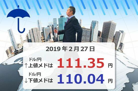 豪ドル需要健在、緩やかに上昇中。ドル/円は111円台に残れず!
