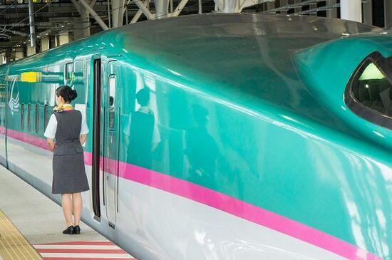 東北・上越新幹線起工式【1971(昭和46)年11月28日】