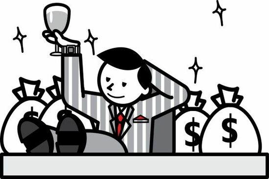 お金持ちはどうやってお金を増やしているのか