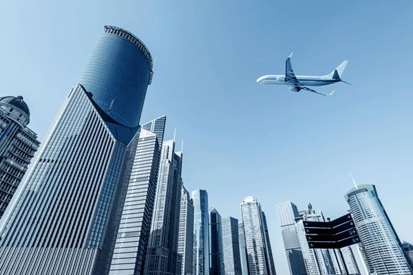 中国航空セクター
