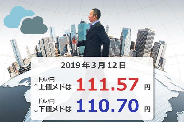 ドル/円はどこまで下がる? 今週のレンジを予想!