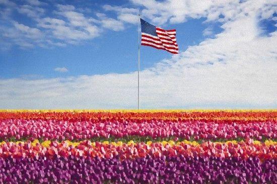 米株式「春相場」をトリクルアップで獲る