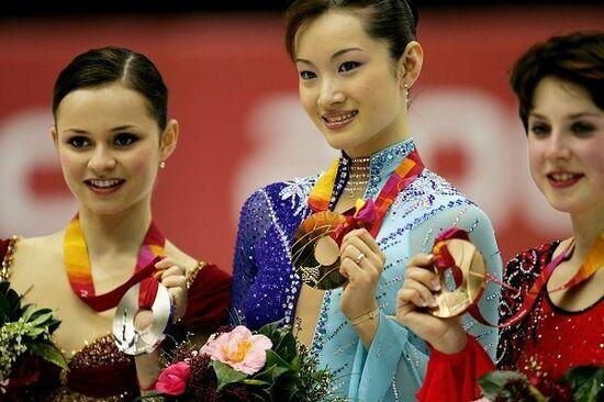 トリノオリンピックで荒川静香がアジア初の金メダル【2006(平成18)年2月23日】