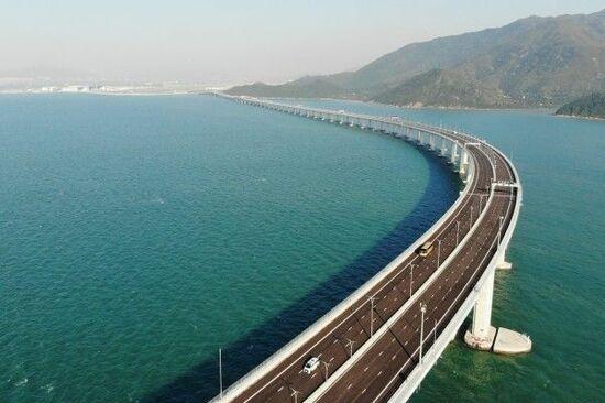 運用者の視点:『港珠澳大橋』が開通