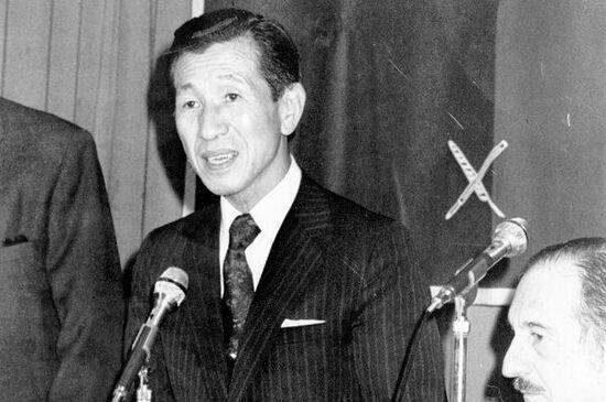 元日本陸軍兵の小野田寛郎氏が日本に帰還【1974(昭和49)年3月12日】