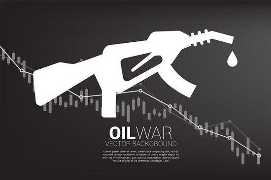 """逆説の石油戦争。原油相場を押し上げる""""サウジ・ロシア・米国連合"""""""