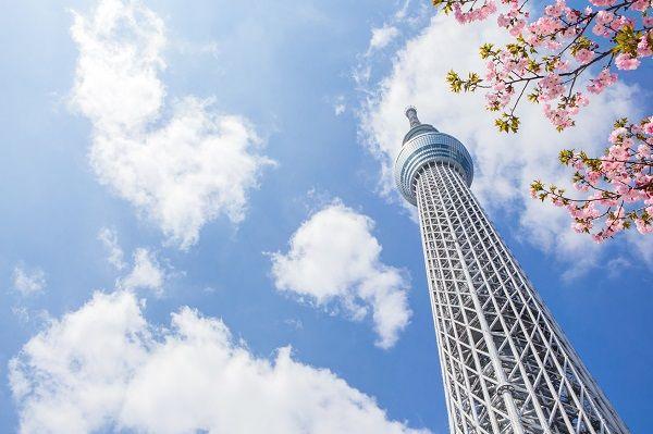 東京スカイツリーが開業【2012 (平成24)年5月22 日】