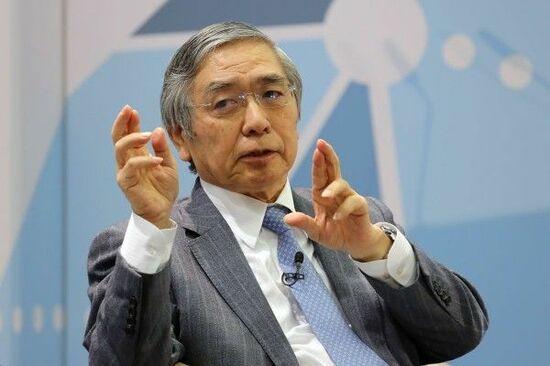 『日銀総裁』は黒田現総裁の続投?