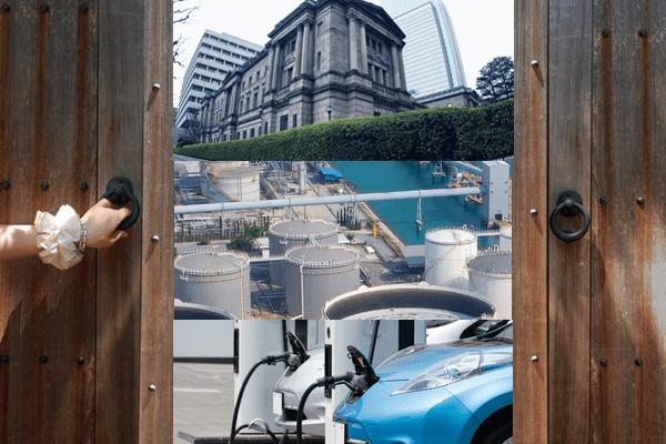 金融・資源関連・自動車株の投資方針