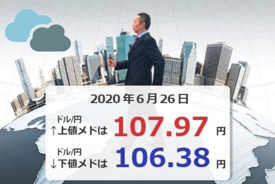 ドル/円は、なぜ動かないのか?