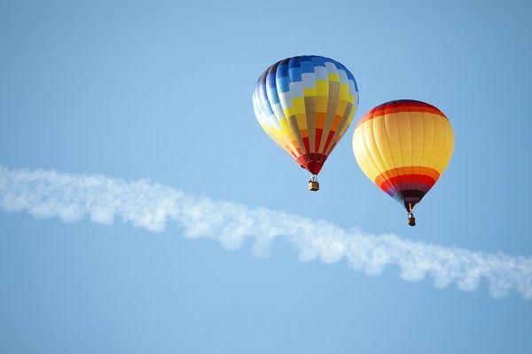 熱気球記念日・フランスで世界初の熱気球飛行【1783(天明3)年6月5日】