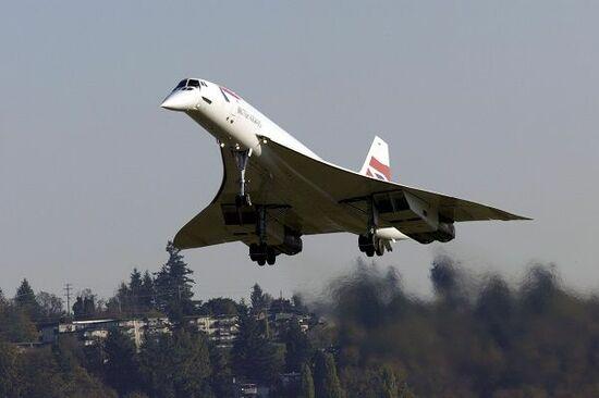 超音速旅客機コンコルド、定期運航を開始【1976(昭和51)年1月21日】